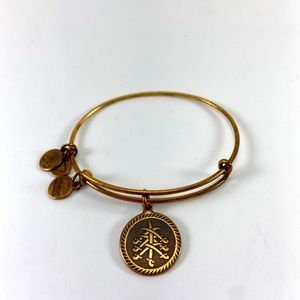 Alex and Ani Bracelet, Gold